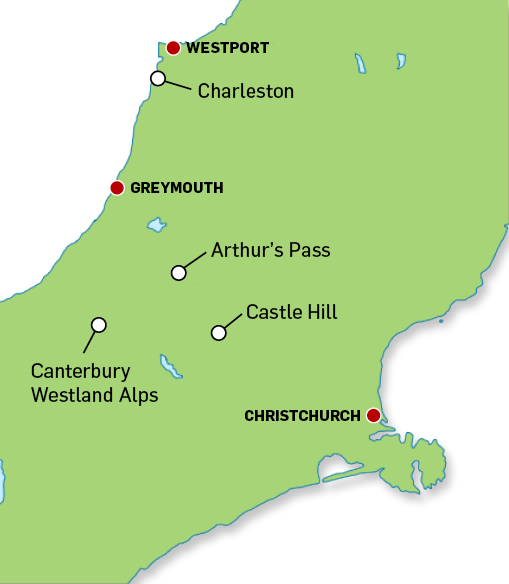 Canterbury/Westland | NZ Alpine Club on