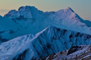 Mt-Earnslaw-at-Sunset,-Mt-Aspiring-National-Park---Sarah-K-Smith-Photography-