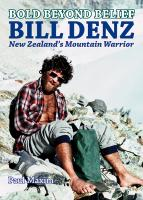 Bill Denz cover web