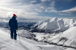 Porter ski area
