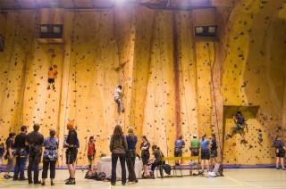 Greymouth Indoor Climbing Wall
