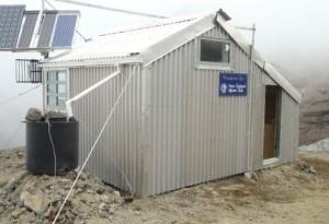 Whangaehu hut 1