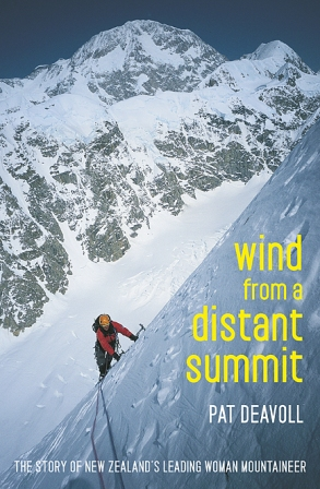 Wind From A Distant Summit by Pat Deavoll