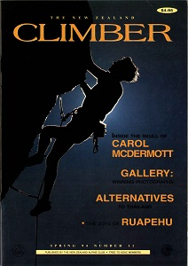 The Climber Issue 11