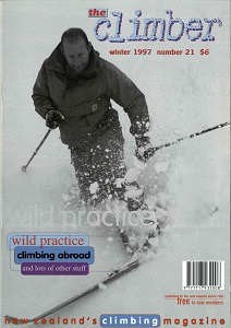 The Climber Issue 21