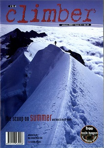 The Climber Issue 31
