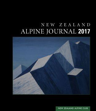 NZ Alpine Journal 2017_cover