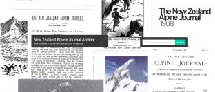 digital archive homepage image